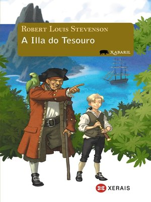 cover image of A illa do tesouro
