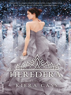 cover image of La heredera
