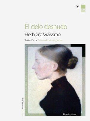 cover image of El cielo desnudo