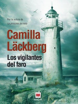 cover image of Los vigilantes del faro