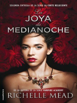 cover image of La joya de medianoche
