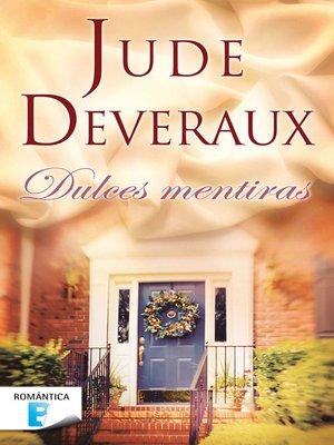 cover image of Dulces mentiras