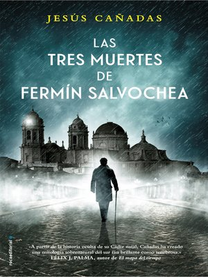 cover image of Las tres muertes de Fermin Salvochea