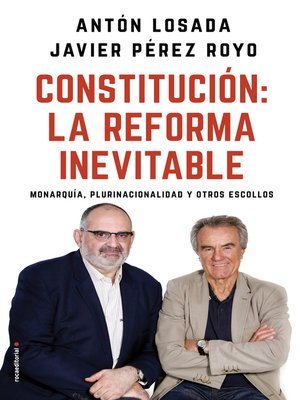 cover image of Constitución