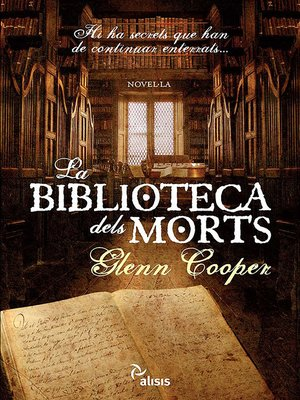 cover image of La biblioteca dels morts