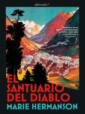 cover image of El Santuario del Diablo