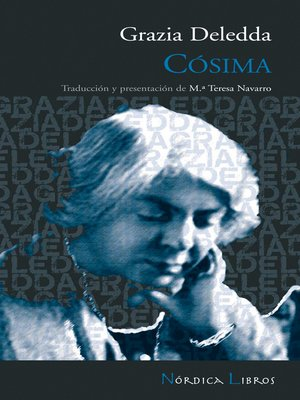 cover image of Cósima