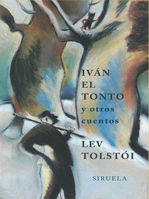 cover image of Iván el tonto