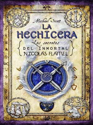 cover image of La hechicera