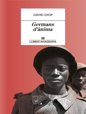 cover image of Germans d'ànima