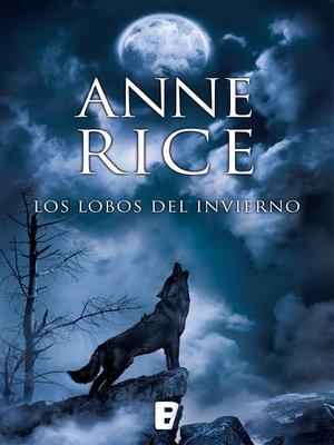 cover image of Los lobos del invierno (Crónicas del Lobo 2)