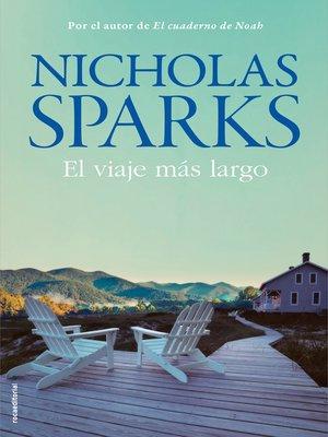 cover image of El viaje más largo