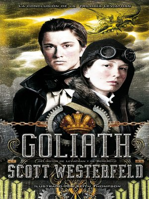 cover image of Goliath (Trilogía Leviathan parte III)