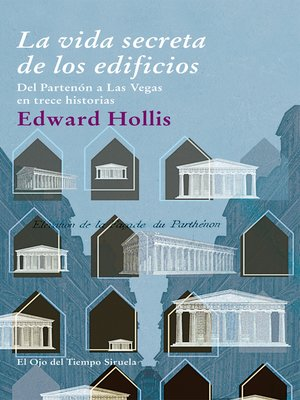 cover image of La vida secreta de los edificios