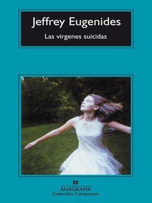 cover image of Las vírgenes suicidas