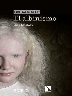 cover image of El albinismo