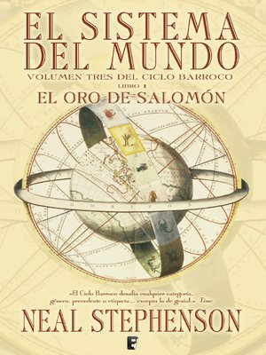 cover image of El oro de Salomon. Parte I. (El Ciclo Barroco Volume III)