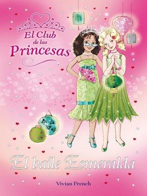 cover image of El baile Esmeralda