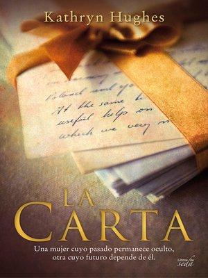 cover image of La carta