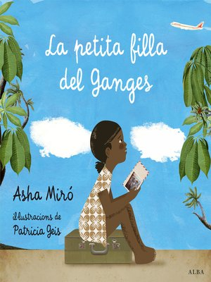 cover image of La petita filla del Ganges