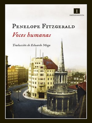 cover image of Voces humanas