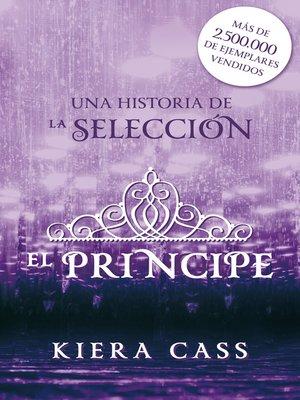 cover image of El príncipe
