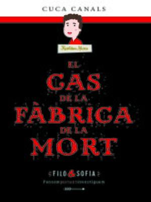 cover image of El cas de la fàbrica de la mort
