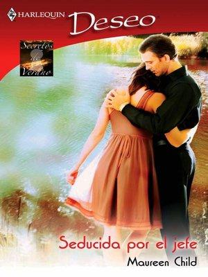 cover image of Seducida por el jefe