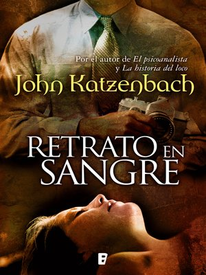 cover image of Retrato en sangre