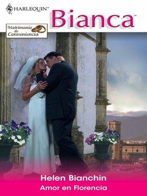 cover image of Amor en Florencia