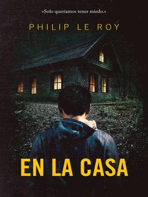 cover image of En la casa