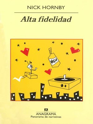 cover image of Alta fidelidad