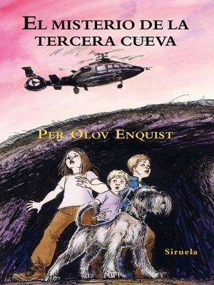 cover image of El misterio de la tercera cueva