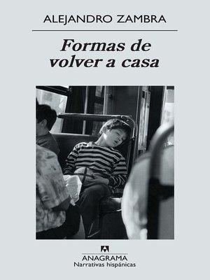 cover image of Formas de volver a casa