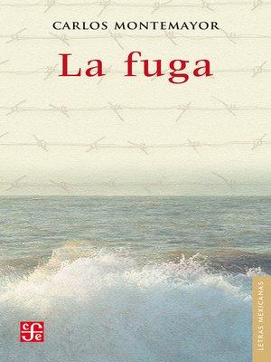 cover image of La fuga
