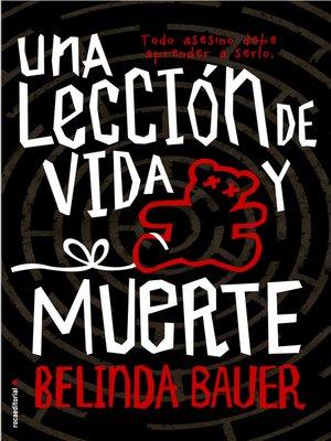 cover image of Una lección de vida y muerte