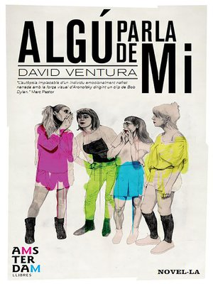 cover image of Algú parla de mi