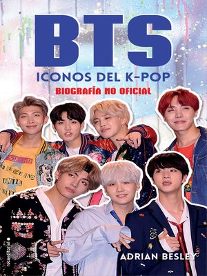 cover image of BTS. Iconos del K-Pop