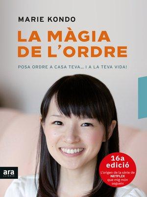 cover image of La màgia de l'ordre