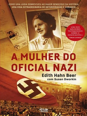 cover image of A Mulher do Oficial Nazi