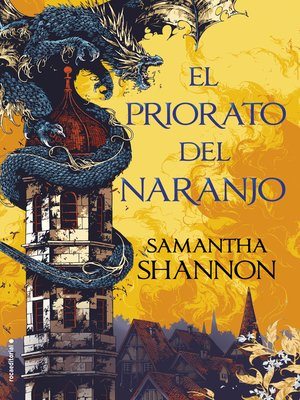 cover image of El priorato del naranjo