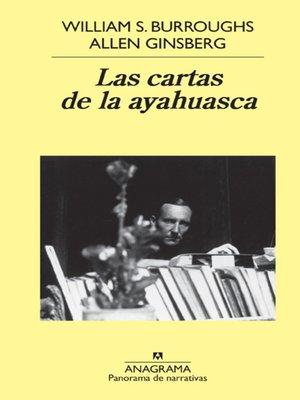 cover image of Las cartas de la ayahuasca