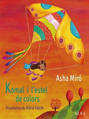 cover image of Komal i l'estel de colors