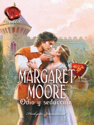 cover image of Odio y seducción