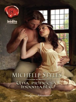 cover image of Una princesa indomable