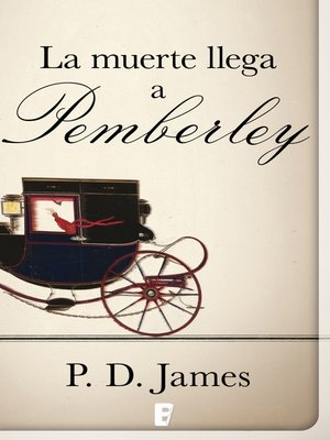 cover image of La muerte llega a Pemberley