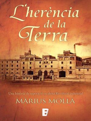 cover image of L'herència de la terra