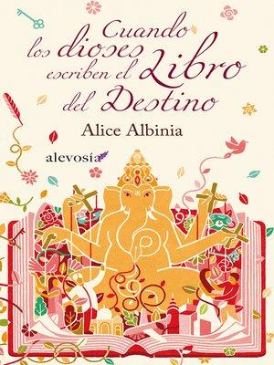 cover image of Cuando los dioses escriben el Libro del Destino