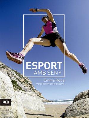 cover image of Esport amb seny