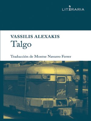 cover image of Talgo